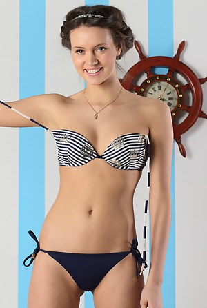 Pussy teen bikini naked