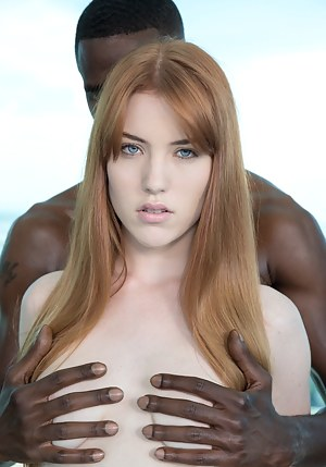 Teen Interracial Porn Pictures