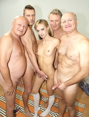 Teen Gangbang Porn Pictures