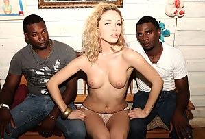 Teen Interracial Porn Pictures